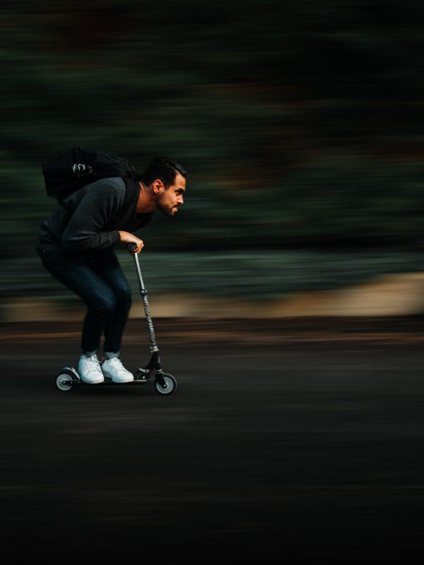 E-scooter Führschein Zulassung - Quelle : Unsplash