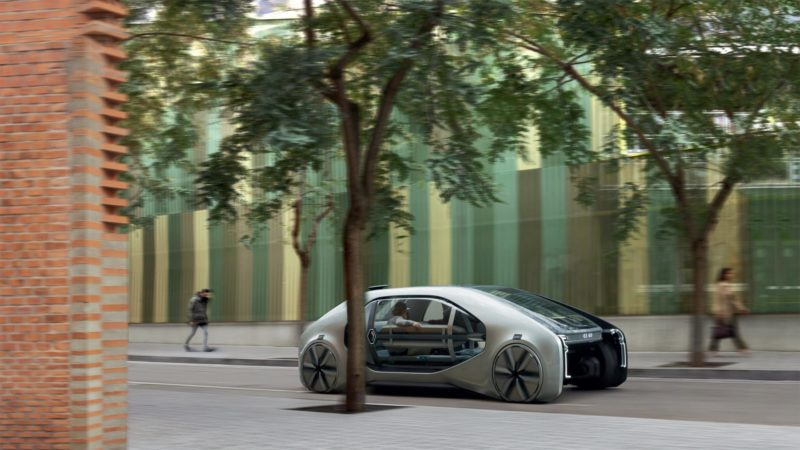 Autonomes fahren Renault - Quelle : Renault Presse