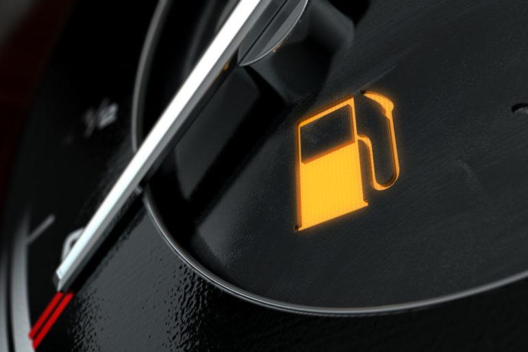Sparsames Fahren. Wie kann man den Treibstoffverbrauch minimieren
