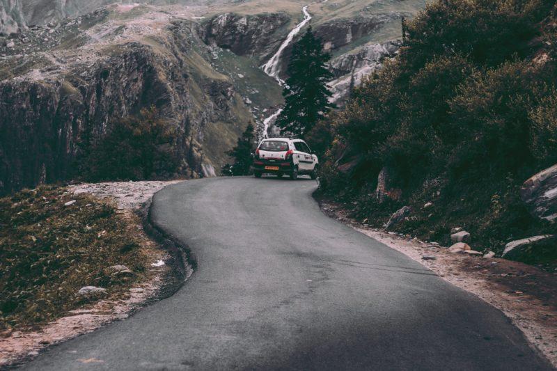 Wie fährt man richtig bergauf und bergab?