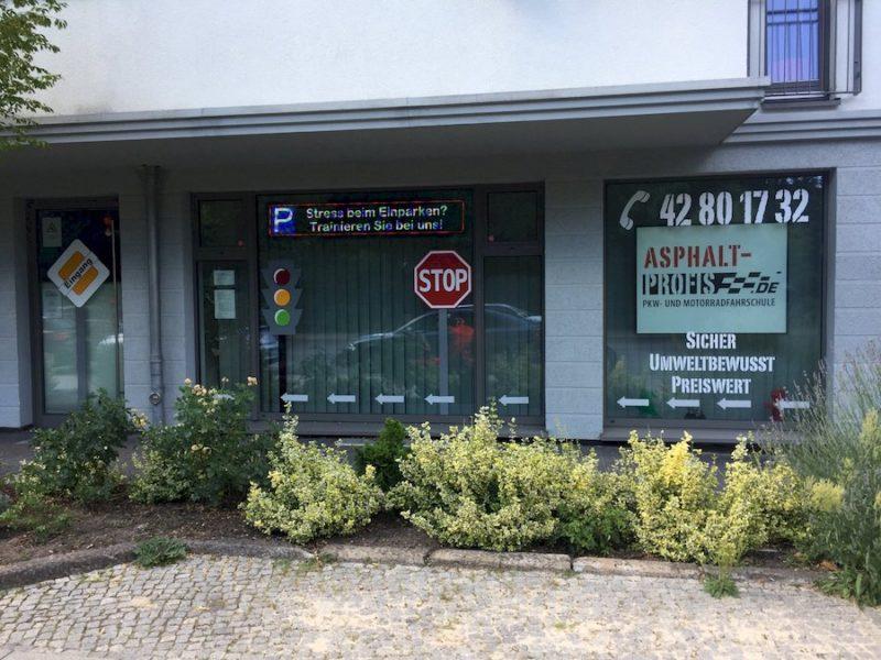 Fahrschule Asphalt Profis Berlin