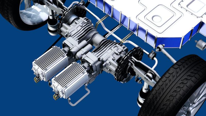 Technische Eigenschaften von günstigen Elektroautos