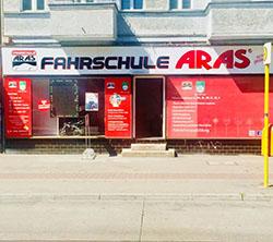 Fahrschule Aras - Residenzstraße