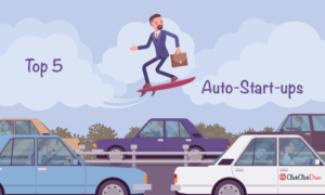 Top 5 der interessantesten Auto-Start-ups