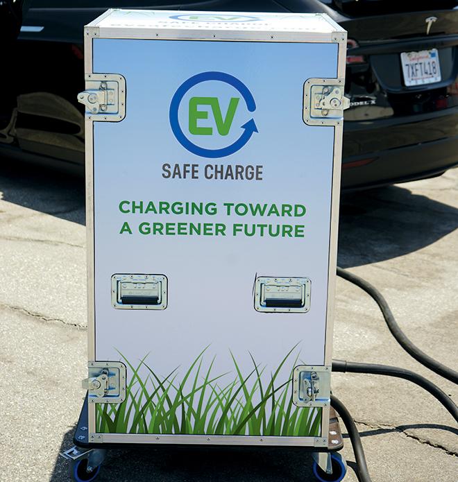 EV Safe Charge