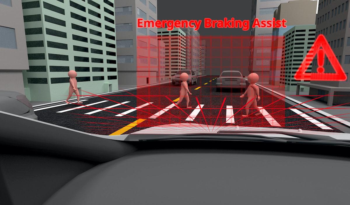 Emergency Brake Assist