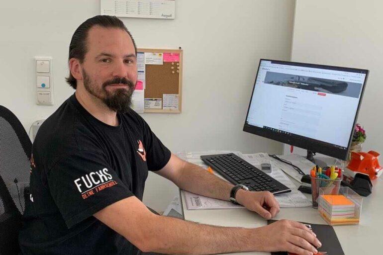 Interview mit Klaus Thiele, Inhaber Fahrschule Fuchs